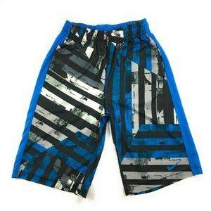 Nike Boys Gym Shorts with Pockets, Youth Boys, L